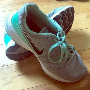 Nike Running Shoes- Size 7